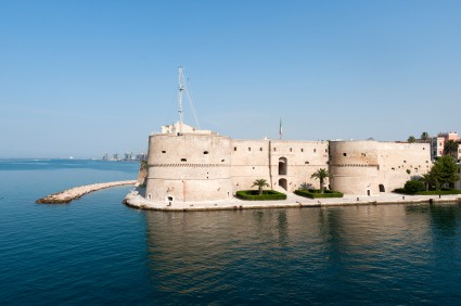 Apulien: Castello Aragonese