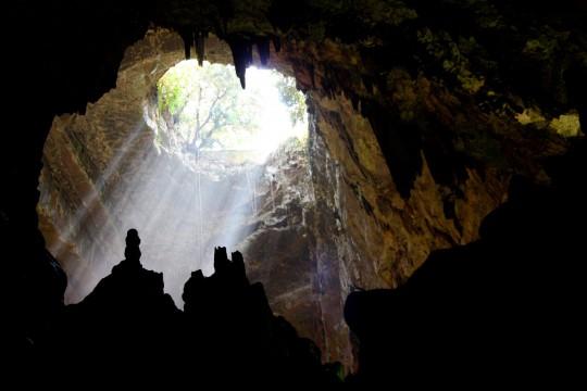 Apulien: Grotte di Castellana