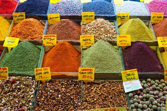 Markt in Vieste (Symbolbild)