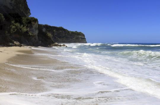 Kalabrien: Strand Formicoli