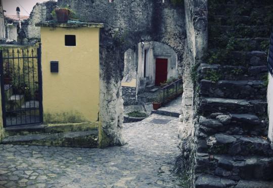 Kalabrien: Scalea