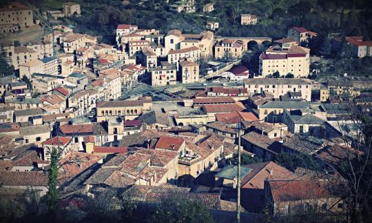 Kalabrien: Cosenza
