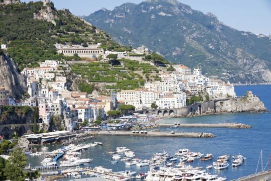 Kampanien & Amalfi-Küste: Amalfi
