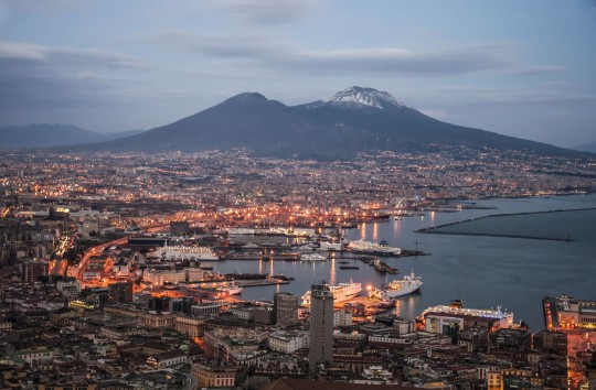 Kampanien & Amalfi-Küste: Neapel