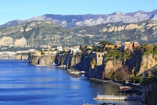 Kampanien & Amalfi-Küste: Sorrent