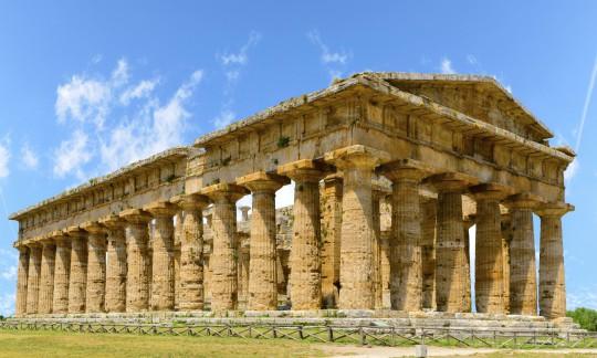 Kampanien & Amalfi-Küste: Paestum