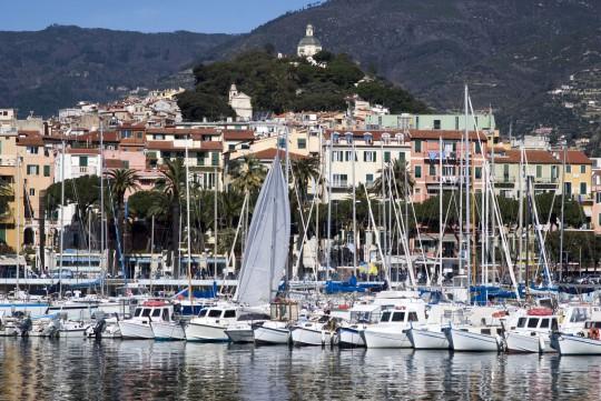 Ligurien: Sanremo