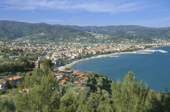 Ligurien: Diano Marina
