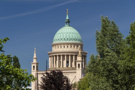 Brandenburg: Nikolaikirche Potsdam
