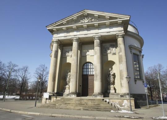 Brandenburg: Französische Kirche