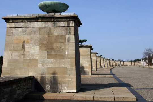Thüringen: Gedenkstätte Buchenwald