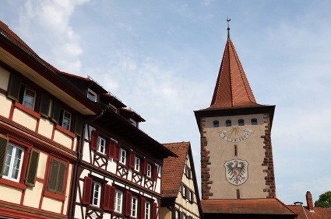 Gengenbach: Obertorturm