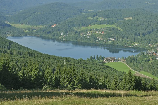 Schwarzwald: Titisee