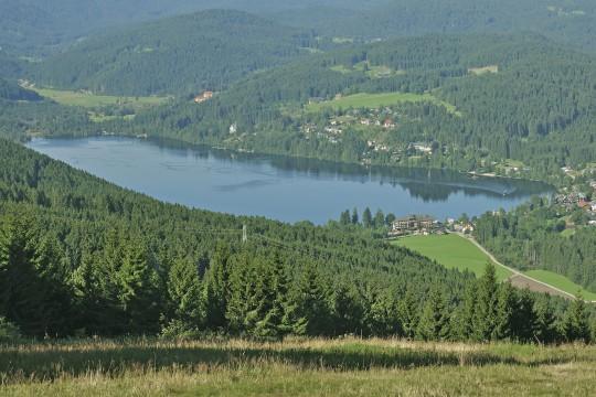 Schwarzwald: Titisee