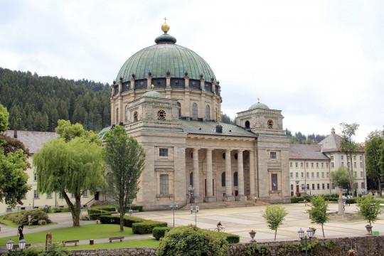 Schwarzwald: Kloster St. Blasien