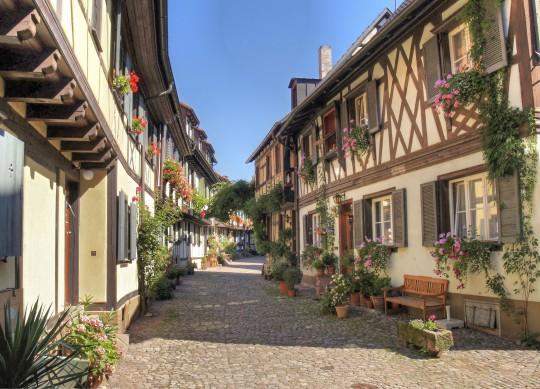 Schwarzwald: Gengenbach