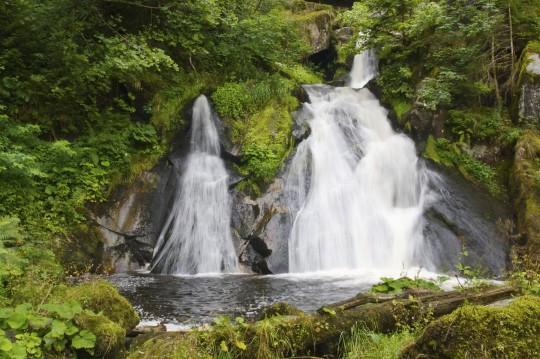Schwarzwald: Triberger Wasserfälle