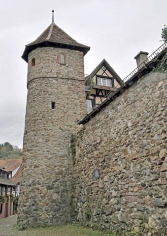Gengenbach: Schwedenturm