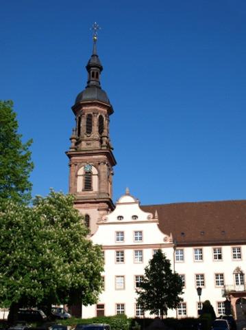 Gengenbach: Stadtkirche St. Marien