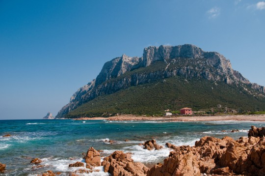 Sardinien: Isola Tavolara