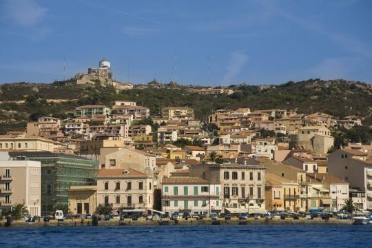 Sardinien: Insel la Maddalena