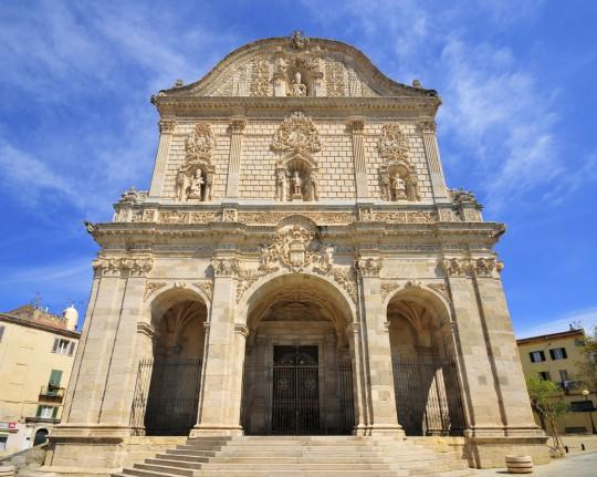 Sardinien: Kathedrale San Nicola