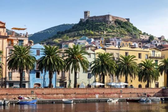 Sardinien: Bosa