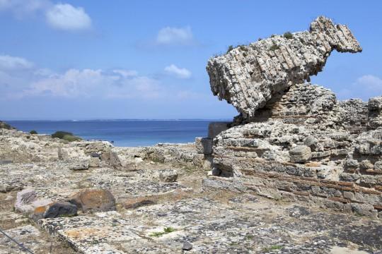 Sardinien: Tharros
