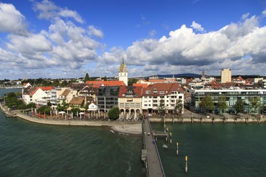 Bodensee: Stadt Friedrichshafen