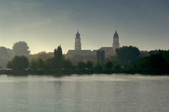 Bodensee: Stadt Bregenz