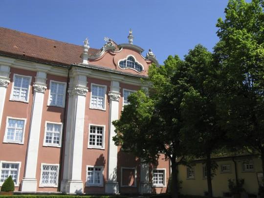 Bodensee: Residenz Meersburg
