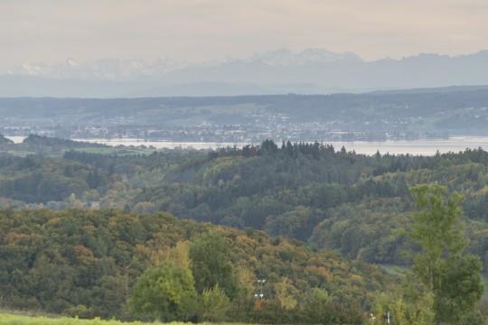 Bodensee: Aussichtspunkt Hochwart