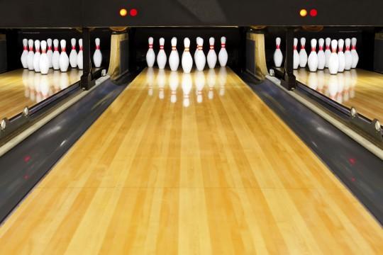 B12-Bowlingcenter (Symbolbild)
