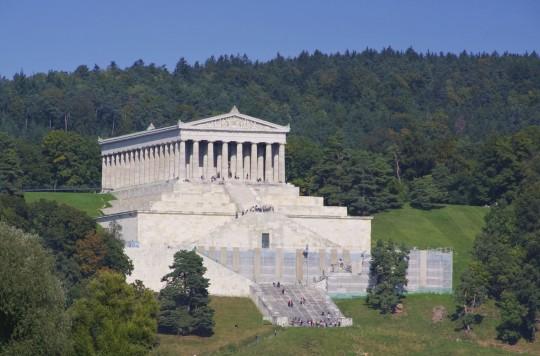 Bayerischer Wald: Wallhalla Donaustauf