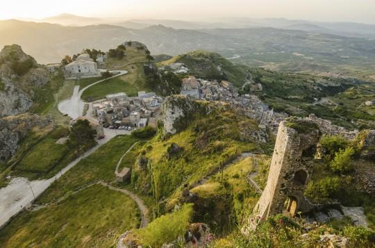 Sizilien: Caltabellotta