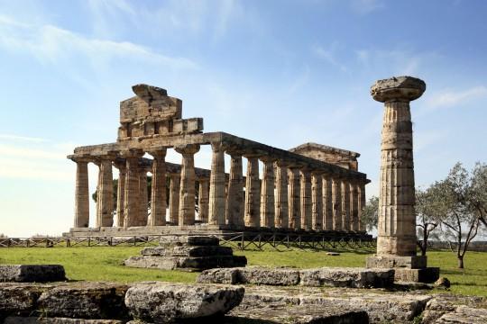 Sizilien: Paestum
