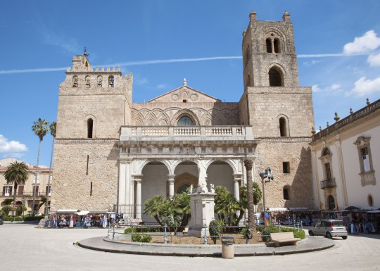 Sizilien: Kathedrale von Santa Maria Nuova