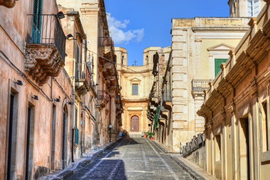 Sizilien: Noto