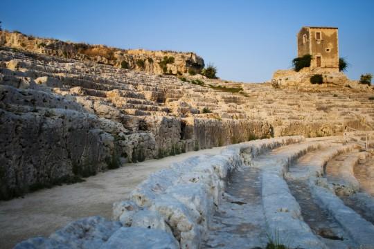 Sizilien: Archäologisches Museum in Syrakus