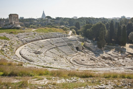 Sizilien: Istituto Nazionale del Dramma Antico