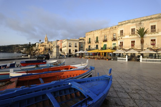 Sizilien: Lipari