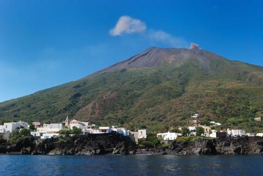 Sizilien: Stromboli