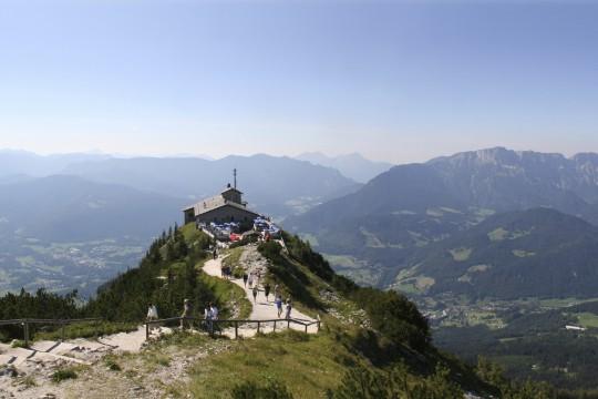 Berchtesgadener Land: Kehlsteinhaus