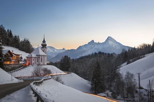 Berchtesgadener Land: Berchtesgaden