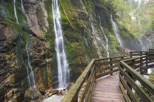 Berchtesgadener Land: Wimmnachklamm