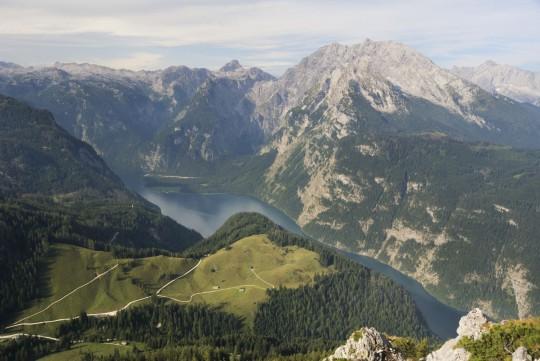 Berchtesgadener Land: Jenner am Königssee
