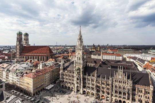 München: Marienplatz
