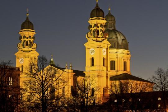 München: Theatinerkirche