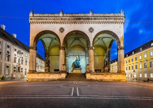 München: Feldherrnhalle
