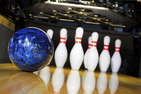 Olympia-Bowling (Symbolbild)